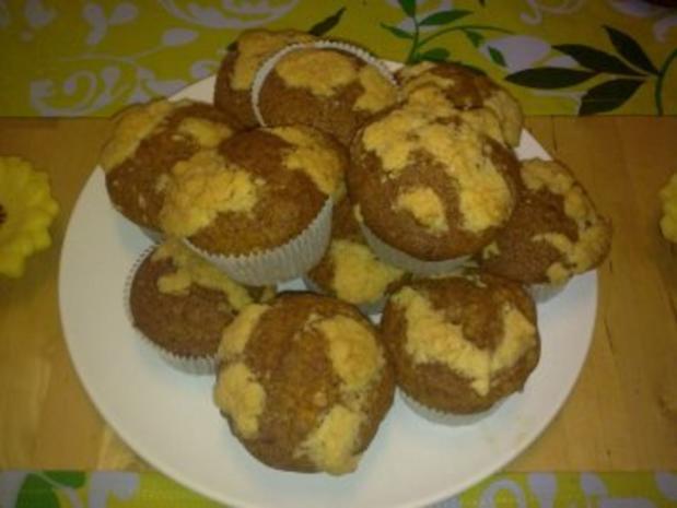 Kürbis Muffins - Rezept - Bild Nr. 3