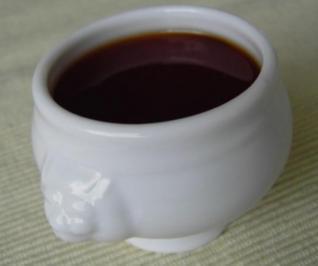 Asiatische Süß Sauer Soße - Rezept