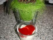 Joghurtmousse - Rezept