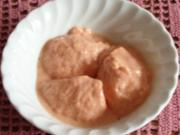 Eis - Erdbeer-Mango-Ananas-Eis - Rezept