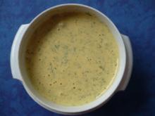 Honig - Dill - Soße - Rezept