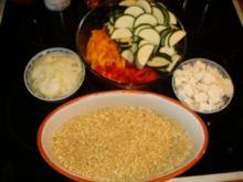 Ebly-Schafskäse-Pfanne - Rezept