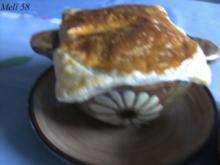 Suppen: Bier-Pilz-Suppe - Rezept