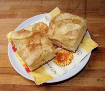 Apfel-Butterkuchen - Rezept
