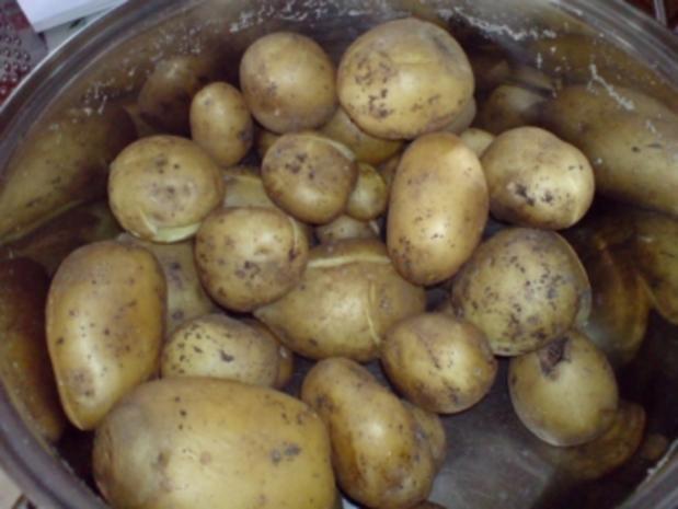 Warmer Kartoffelsalat - Rezept - Bild Nr. 3
