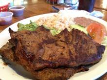 Mexikanisch - Carne Asada – gegrilltes Fleisch - Rezept
