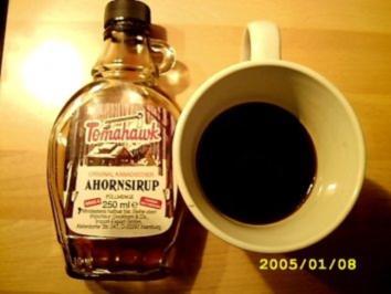 Heißgetränk:Canadian Coffee - Rezept