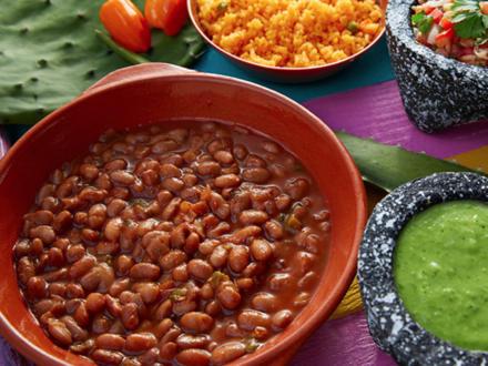 Mexikanisch - Frijoles – Bohnen Grundrezept - Rezept - Bild Nr. 2