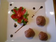 Beef Tatare - Rezept