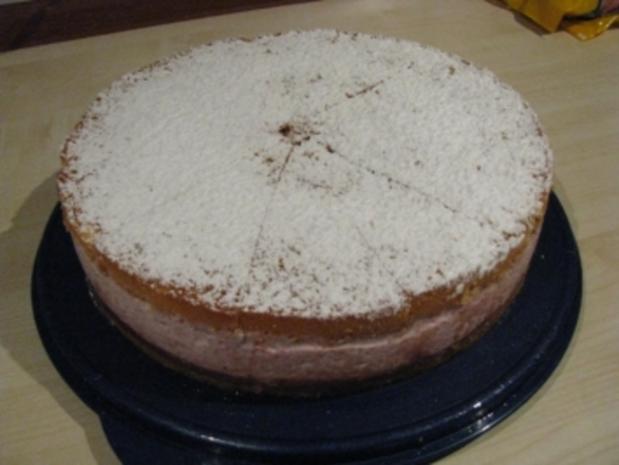 Erdbeer-Ricotta-Torte - Rezept