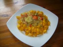 """Fruchtiger Curry - Auflauf """" Bombay"""" - Rezept"""