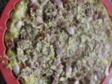 Zwiebelkuchen nach meiner Art - Rezept