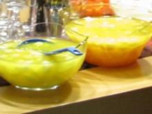 """""""BOWLE"""" Melonen-Bowle - Rezept"""