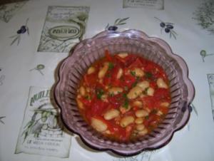Griechischer Tomatensalat - Rezept