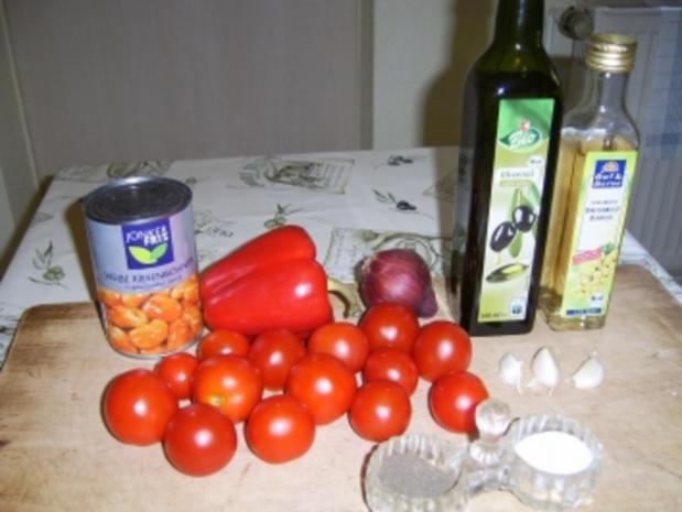 Griechischer Tomatensalat - Rezept - Bild Nr. 2