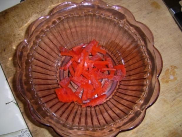 Griechischer Tomatensalat - Rezept - Bild Nr. 4