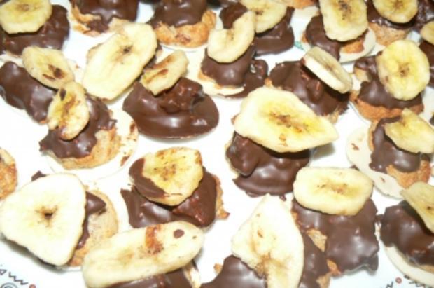 Bananen-Makronen - Rezept
