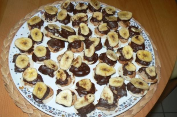 Bananen-Makronen - Rezept - Bild Nr. 7