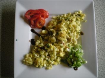 Blitzschnelle Eier Spätzle - Rezept