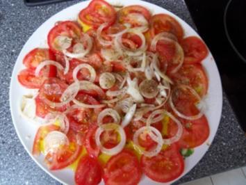 Rezept: Spanischer Tomatensalat