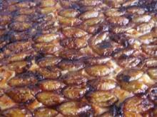 zwetschckenkuchen - pflaumenkuchen - Rezept