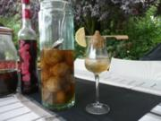 GETRÄNKE/WODKA: Feigen in Wodka - Rezept