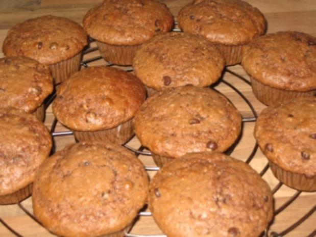 Nuttella-Muffins Variante - Rezept - Bild Nr. 5