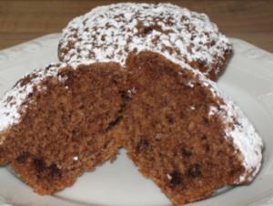 Nuttella-Muffins Variante - Rezept