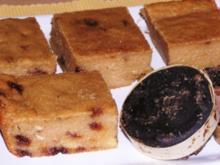 Malaiische Tapiokakuchen (Bingka Ubi) - Rezept