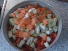 Gemüse - Hackpfanne - Rezept
