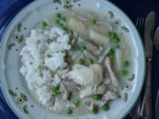 Hühner - Frikassee - Rezept