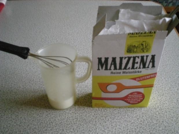 süße Zwetschgen Suppe mit Amarettini - Rezept - Bild Nr. 4