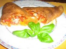 Calzone-Gorgonzola - Rezept