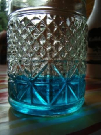 Cocktails: Banana blue - Rezept - Bild Nr. 3