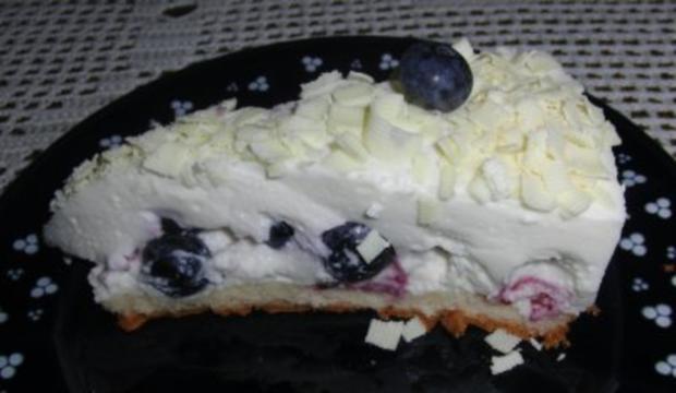 Heidelbeer Eierlikor Torte A La Peggy Rezept Kochbar De