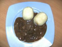 Fleisch: Saure Nierchen - Rezept