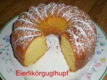 EIERLIKÖR-GUGLHUPF - Rezept