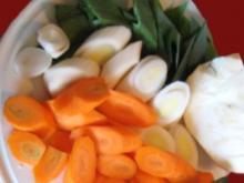 """meine """"Suppenwürze 1"""" haltbar gemacht - Rezept"""