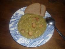 Suppenküche: Mamas Erbseneintopf - Rezept