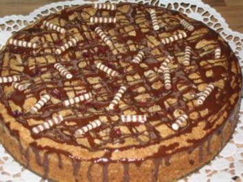 Baileys Kirsch Kuchen Rezept Mit Bild Kochbar De