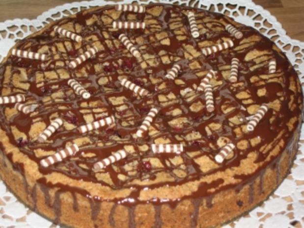 Baileys-Kirsch-Kuchen - Rezept