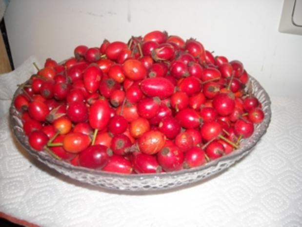 Hagebutten - Marmelade - Rezept - Bild Nr. 2