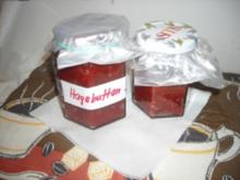 Hagebutten - Marmelade - Rezept