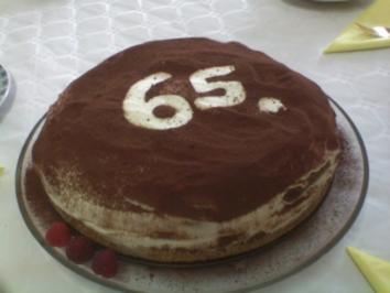 Tiramisu-Quark-Torte - Rezept