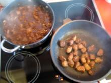 """""""RINDFLEISCHTOPF"""" - IRISCHE ART MIT GUINNESS - KEIN Irish Stew !!! - Rezept"""