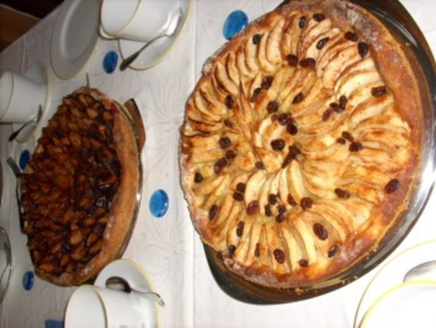 Oma Liesel's altdeutscher Zwetschgen,-u. Apfelkuchen - Rezept - Bild Nr. 4