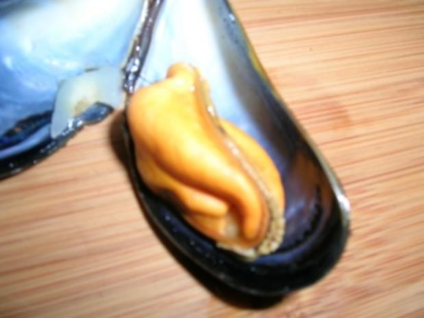 Muscheln (Rheinische Art) denn ... heute ist Freitag und somit Fischtag - Rezept - Bild Nr. 5