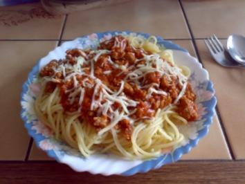 21 italienisch spaghetti rezepte. Black Bedroom Furniture Sets. Home Design Ideas
