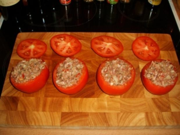 Gefüllte Tomaten - Rezept - Bild Nr. 4