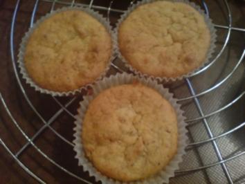 """Muffins """"Banane-Cornflakes"""" - Rezept"""